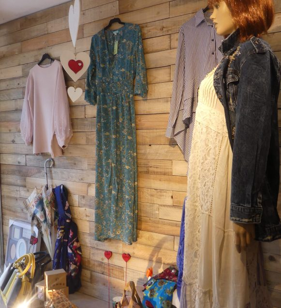 La Marimandona vestidos